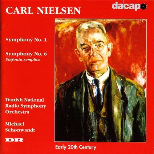 Nielsen, C.: Symphonies Nos. 1 & 6 de Danish National Symphony Orchestra