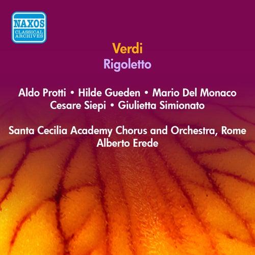 Verdi, G.: Rigoletto (Del Monaco, Gueden, Protti, Erede) (1954) de Mario del Monaco