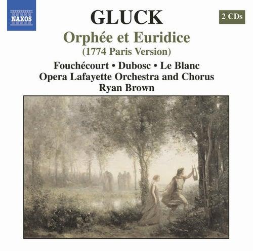 Gluck: Orphee Et Euridice de Jean-Paul Fouchecourt