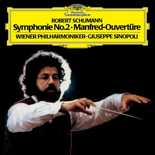 Schumann: Symphony No.2 in C, Op.61 / Overture Manfred, Op. 115 von Wiener Philharmoniker
