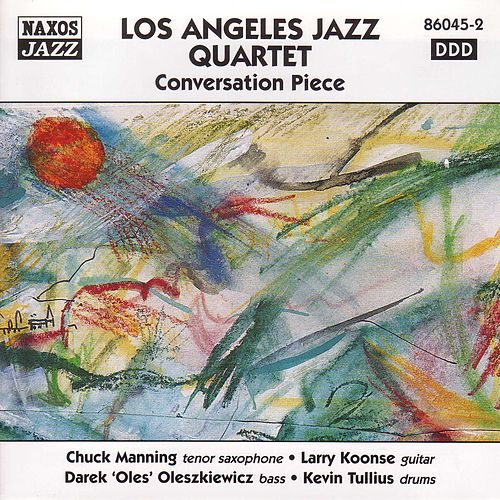 Los Angeles Jazz Quartet: Conversation Piece by Los Angeles Jazz Quartet