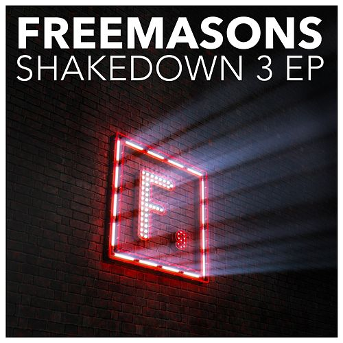 Shakedown 3 EP de The Freemasons