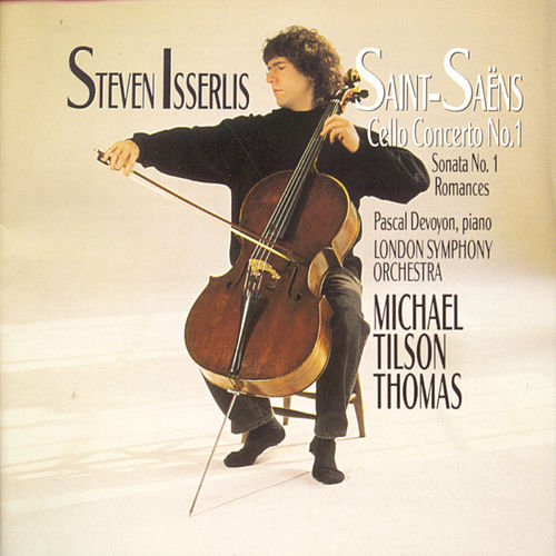 Cello Concerto No. 1., etc. de Camille Saint-Saëns