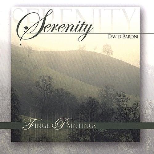 FingerPaintings:Serenity by David Baroni