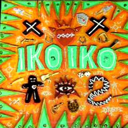 Protected by Voodoo de Iko Iko