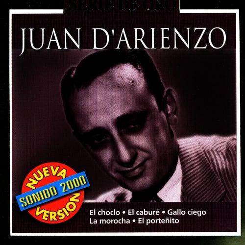 Serie De Oro: Juan D'Arienzo de Juan D'Arienzo