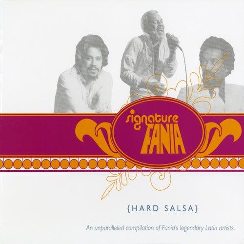 Fania Signature Vol. 4: Hard Salsa de Various Artists