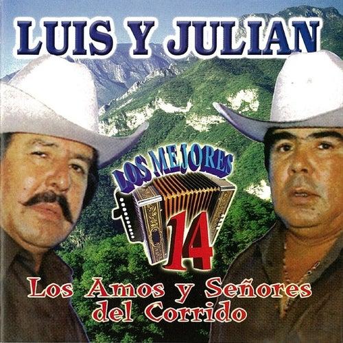 Amos Y Senores del Corrido de Luis Y Julian