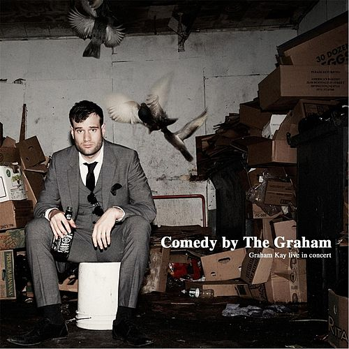 Comedy By The Graham (Live) by Graham Kay