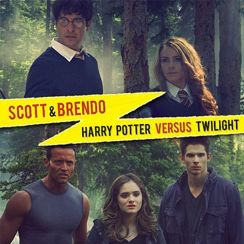 Harry Potter vs Twilight de Scott & Rivers