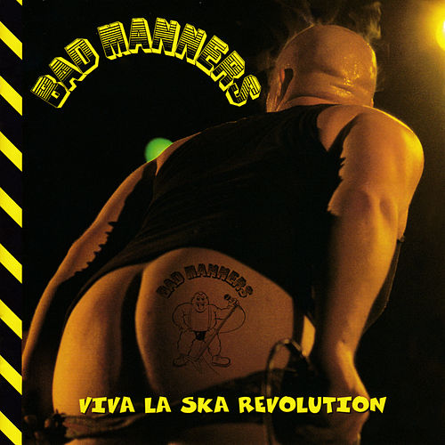 Viva La Ska Revolution de Bad Manners