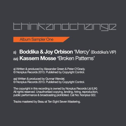 Think & Change LP (Sampler 1) de Various Artists