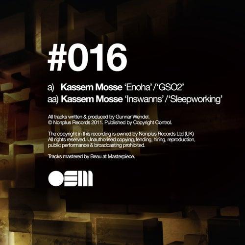 Enoha EP de Kassem Mosse