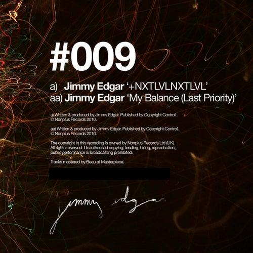 +NXTLVLNXTLVL / My Balance (Last Priority) de Jimmy Edgar