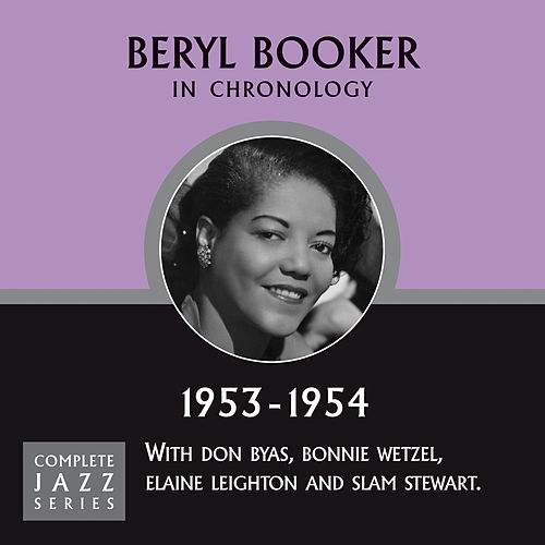 Complete Jazz Series 1953 - 1954 de Beryl Booker
