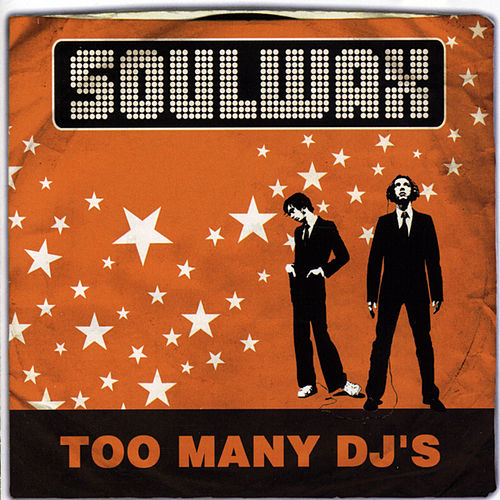 Too Many Djs de Soulwax