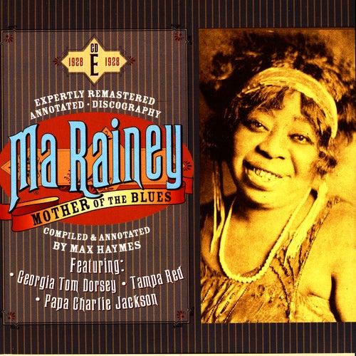 Mother Of The Blues, CD E fra Ma Rainey