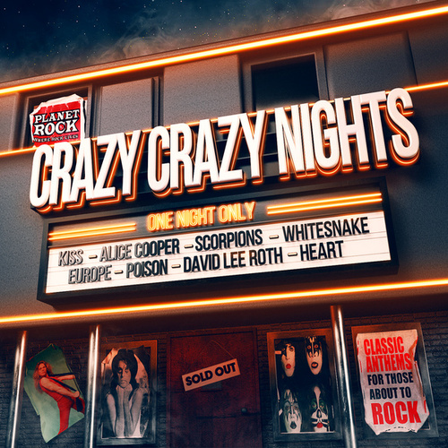 Crazy Crazy Nights by Various Artists