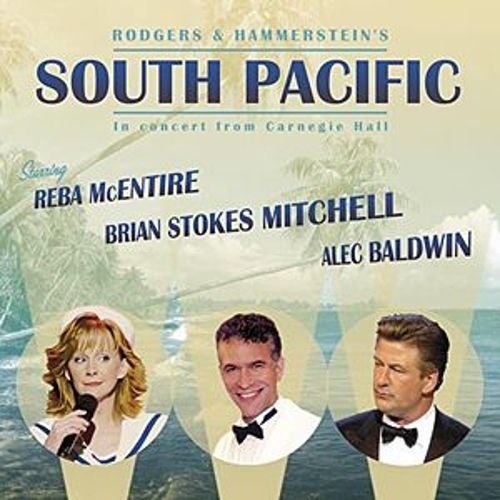 South Pacific: In Concert From Carnegie Hall by Various Artists