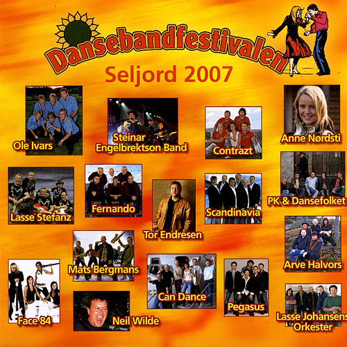 Dansebandfestivalen Seljord 2007 by Various Artists