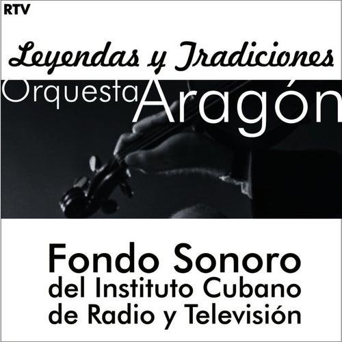 Orquesta Aragón. Fondos Sonoros Del Instituto De Radio Y Televisión (50's Cuban Orchestras) de Orquesta Aragón