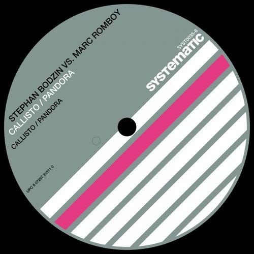 Callisto / Pandora de Marc Romboy