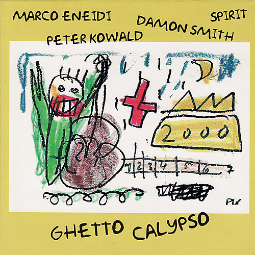 Ghetto Calypso by Marco Eneidi with Glenn Spearman