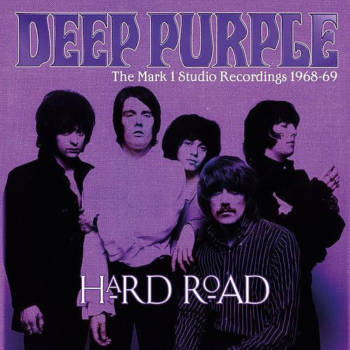 Hard Road: The Mark 1 Studio Recordings '1968-69' de Deep Purple