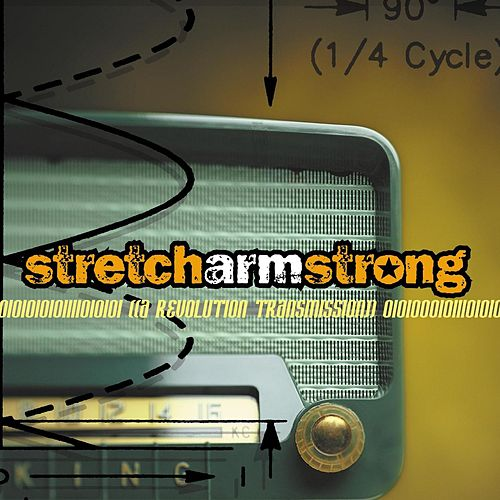 A Revolution Transmission by Stretch Arm Strong