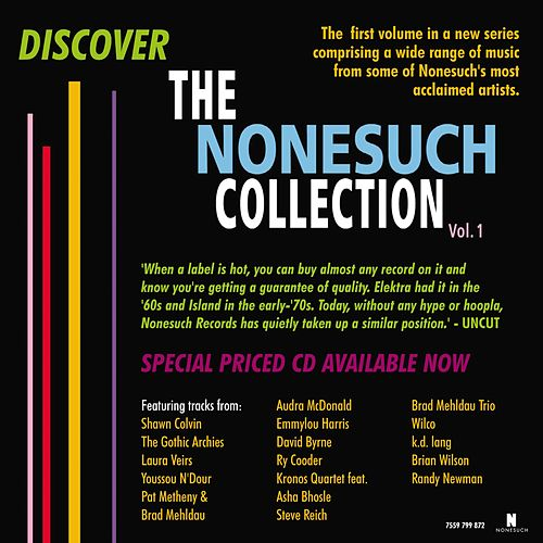 The Nonesuch Collection/Various Artists by Various Artists