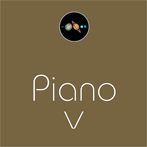 Piano V by Hjortur