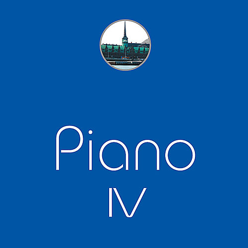 Piano IV by Hjortur