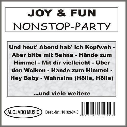Nonstop-Party de JOY