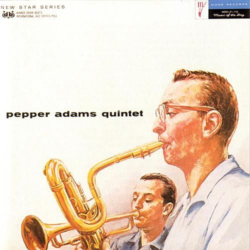 Pepper Adams Quintet de Pepper Adams