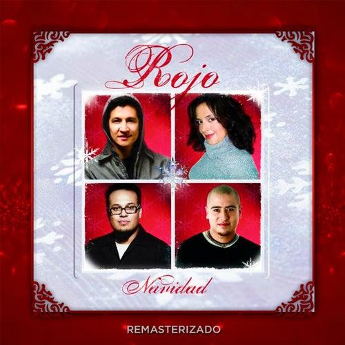 Rojo Navidad de Rojo