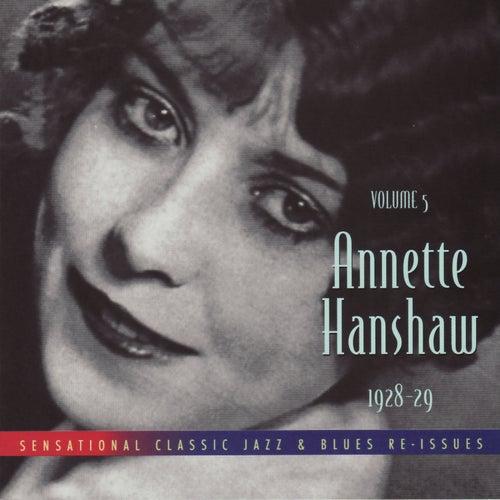 Vol. 5: 1928-1929 by Annette Hanshaw