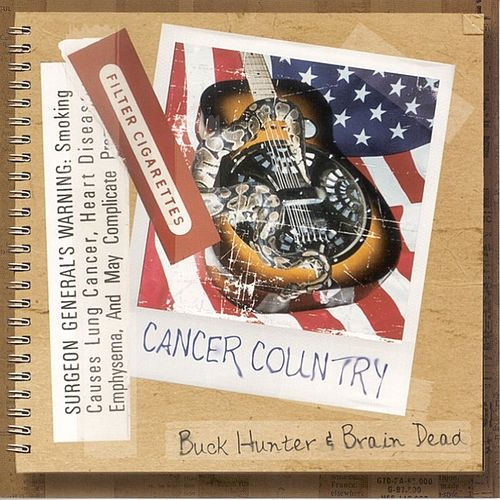 Cancer Country by Buck Hunter