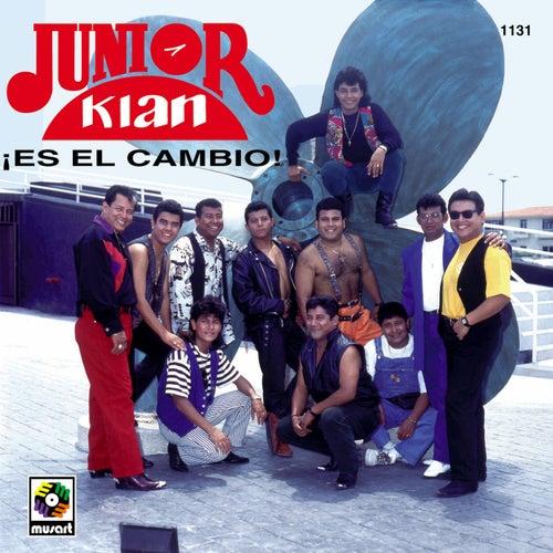 ¡Es El Cambio! de Junior Klan