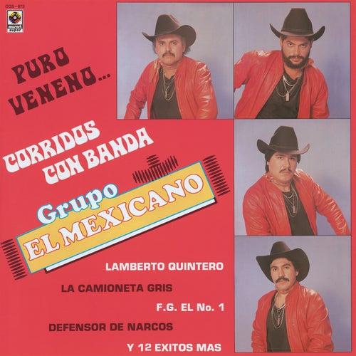 Puro Veneno Corridos Con Banda de Mi Banda El Mexicano