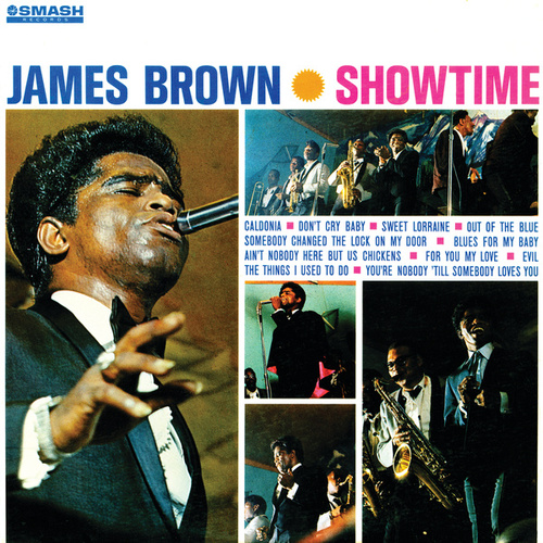Showtime de James Brown