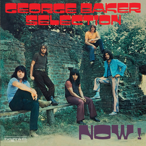 Now! van George Baker Selection