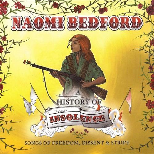 A History of Insolence de Naomi Bedford