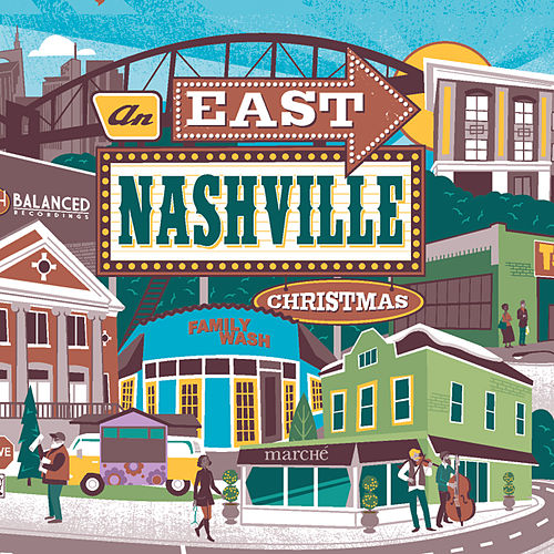 An East Nashville Christmas by Various Artists