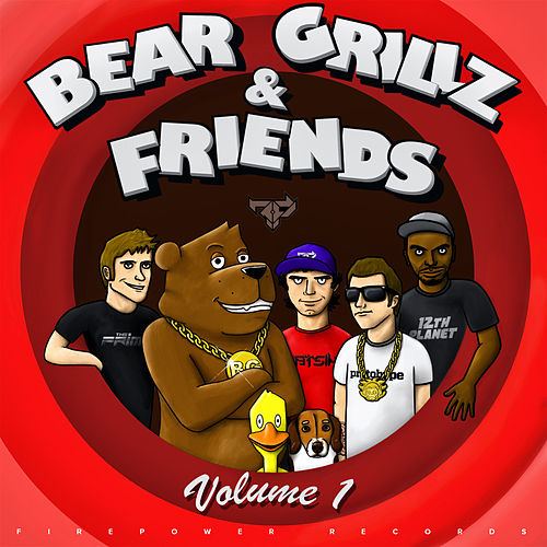 Bear Grillz & Friends fra Bear Grillz