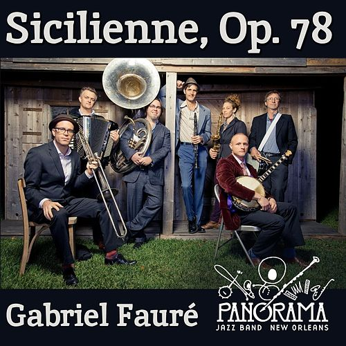 Sicilienne, Op. 78 by Panorama Jazz Band
