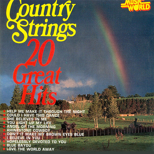 Country Strings - 20 Great Hits de Nashville Strings (1)