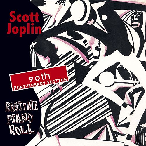 Ragtime Piano Roll by Scott Joplin