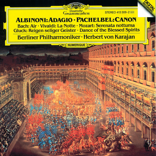 Albinoni: Adagio in G minor / Pachelbel: Canon di Berliner Philharmoniker