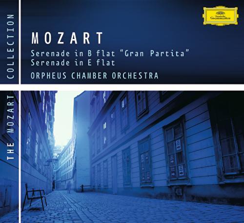 Mozart: Serenades K. 361 & 375 de Orpheus Chamber Orchestra