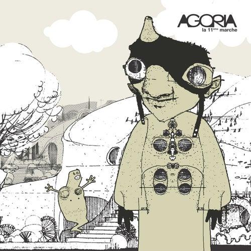 La 11Eme Marche Remixes de Agoria